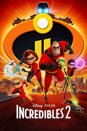 The Incredibles 2 - 4K