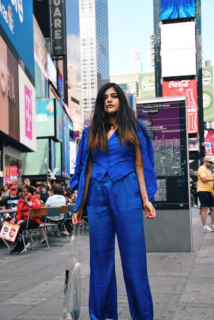 Kritika Khurana In Leave It To Chance Pant Suit