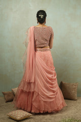 Love In The Mist Lehenga