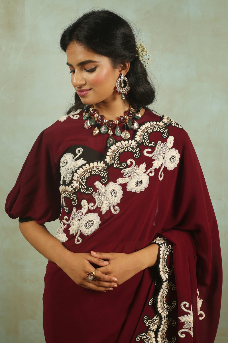 The Maisel Saree