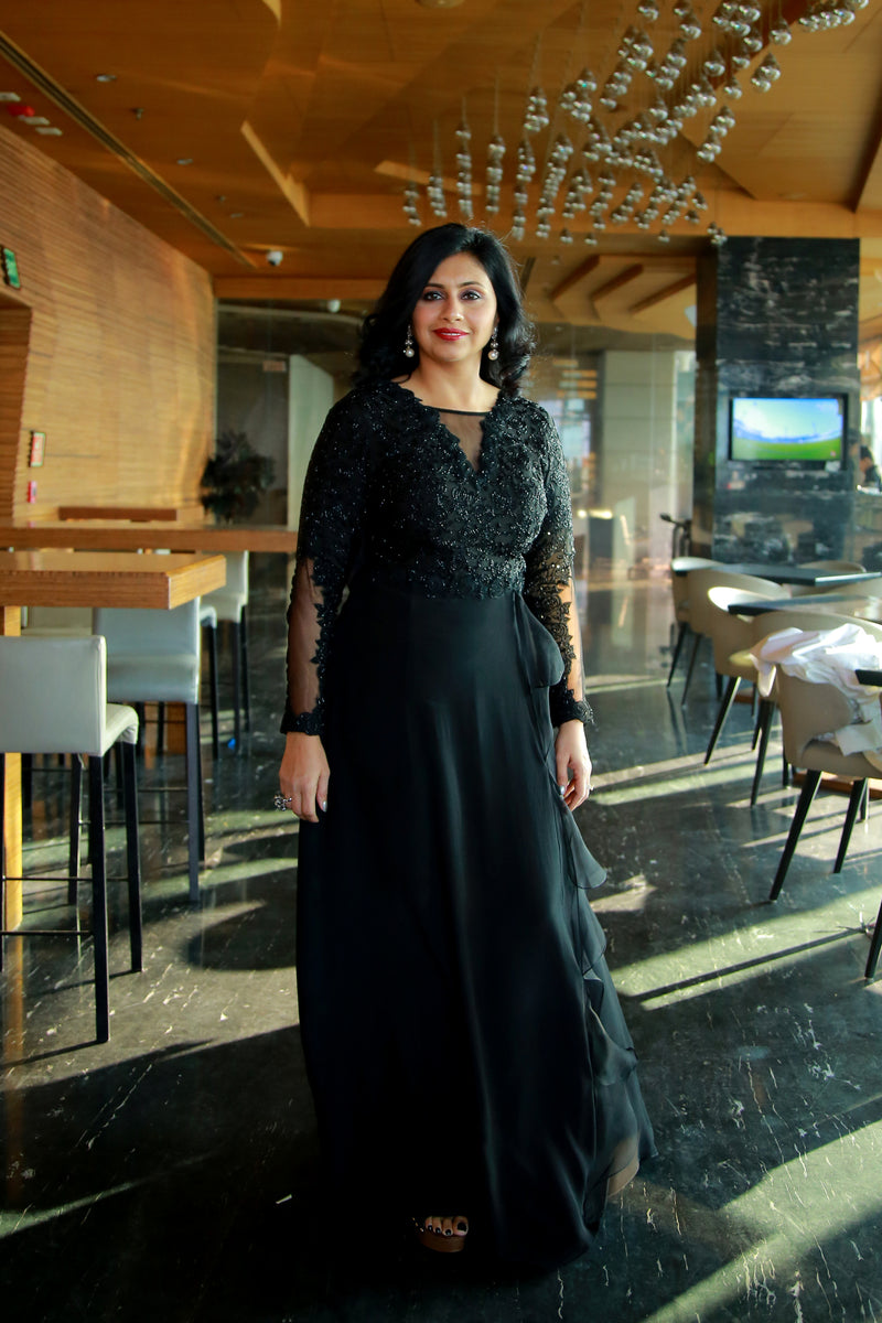 Supriya in Our Heirloom Maxi
