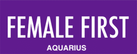 FEMALE FIRST LOGO ILLUMINE AQUARIUS CANDLE