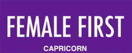 FEMALE FIRST LOGO ILLUMINE CAPRICORN CANDLE