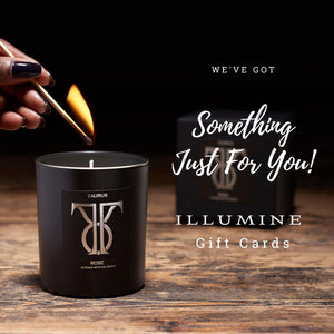 Illumine Taurus Candle Gift Card