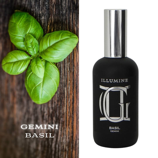 ILLUMINE GEMINI SIGNATURE FRAGRANCE BASIL