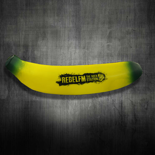 THE REBEL BANANA