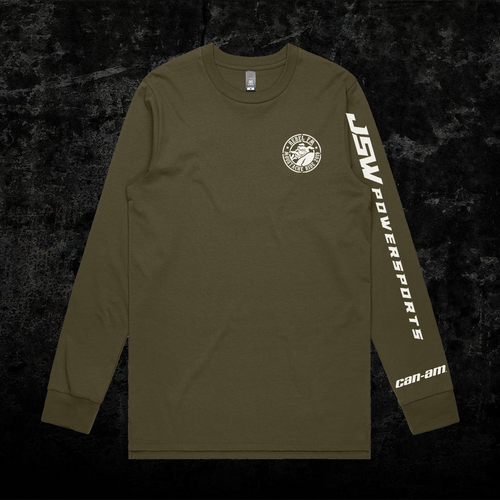 Moustache Ride 2019 Long Sleeve (preorder)