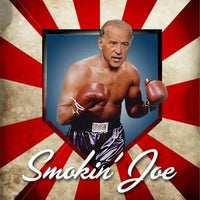 Longsleeve Smokin' Joe Biden white shirt, men's and women's
