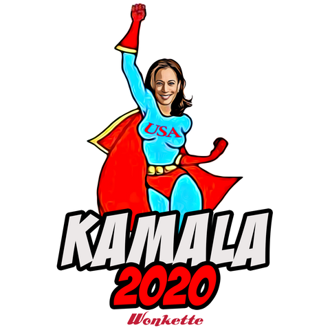 Kamala 2020 stickers and magnets!
