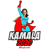 KAMALA Harris Superhero Men's and Women's Tees!!!