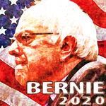 Bernie Sanders 2020 T-shirt or women's tank!