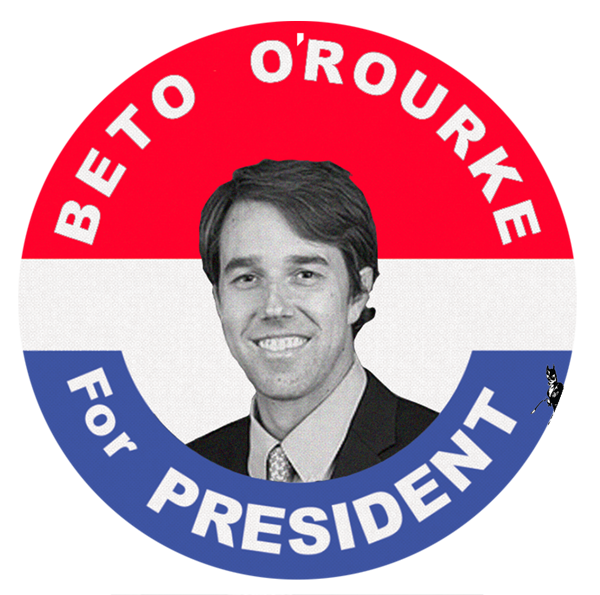 Beto 2020 Sticker!