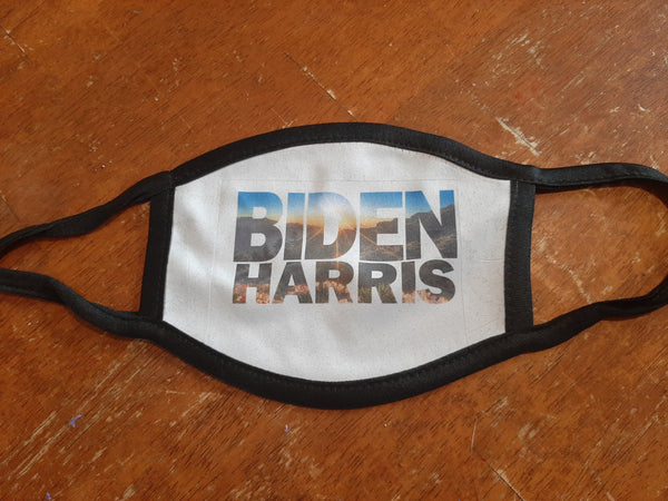 FACE MASK! Biden Harris New Dawn!
