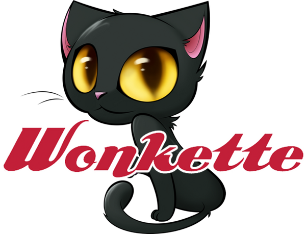 Wonkette Baby Kitten (NOT with a whip!) tees!