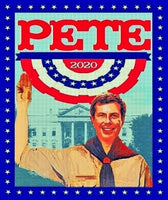 Boy Scout Pete 2020 T-shirt!