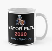 Mayor Pete mugs!