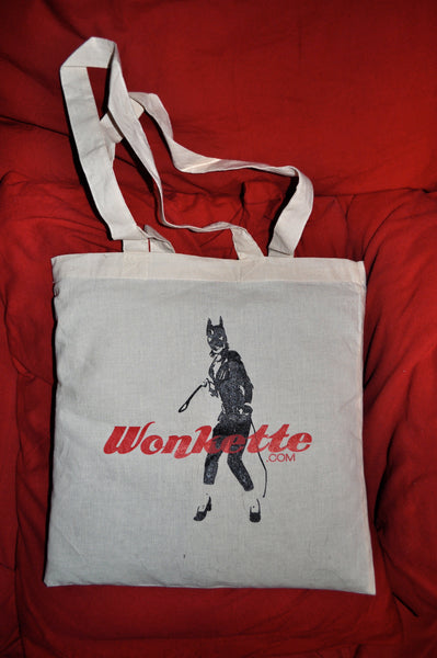 Wonkette Kitten Tote Bag!