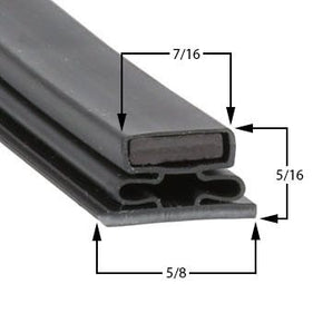 Barr Cooler Door Gaskets