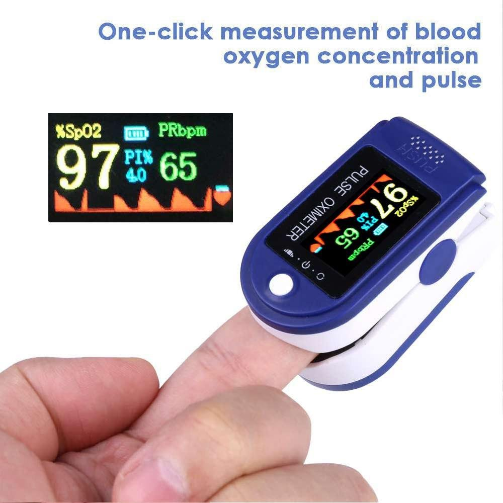 Blood Oxygen Pulse Oximeters now in stock!