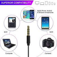 Clip-on Clothing Mic Microphone 3.5mm for Mobile Phone and PC Recording - Calutek Online