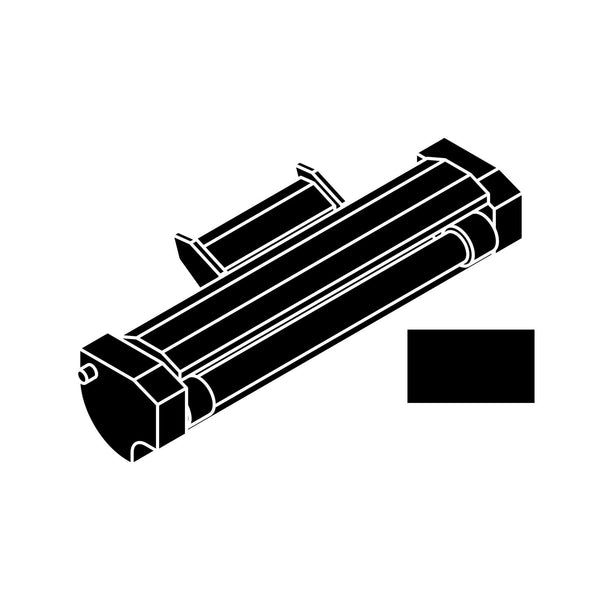 HP Compatible 201X Black Toner Cartridge CF400X High Yield Laser Toner Cartridge Non OEM - Calutek Online