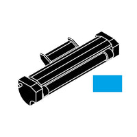 HP Compatible 201X Cyan Toner Cartridge CF401X High Yield Laser Toner Cartridge Non OEM - Calutek Online