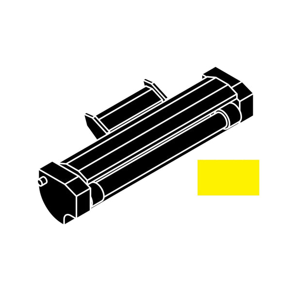 HP Compatible 201X Yellow Toner Cartridge CF402X High Yield Laser Toner Cartridge Non OEM - Calutek Online