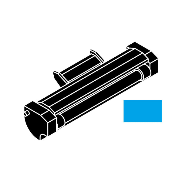 HP Compatible 507X Cyan Toner Cartridge CE401X High Yield Laser Toner Cartridge Non OEM - Calutek Online