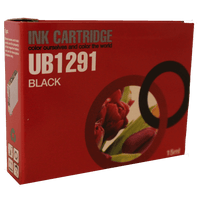 Inkrite Compatible Epson T1291 Ink Cartridge Black Non OEM - Calutek Online