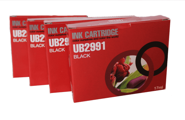 Inkrite Compatible Epson T2991XL 29XL Ink Cartridge Black 4 Pack Non OEM - Calutek Online