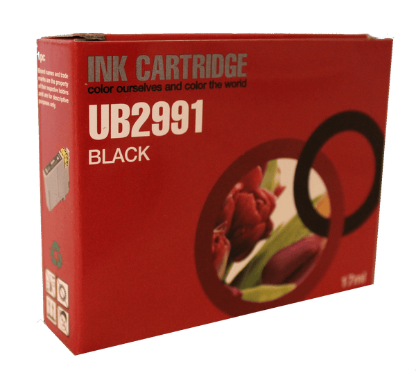 Inkrite Compatible Epson T2991XL 29XL Ink Cartridge Black Non OEM - Calutek Online