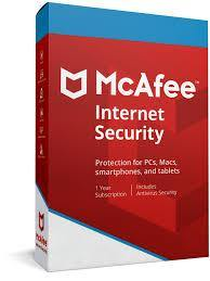 McAfee Internet Security 2019 - Unlimited Devices 1 Year - Digital Download Software - Calutek Online