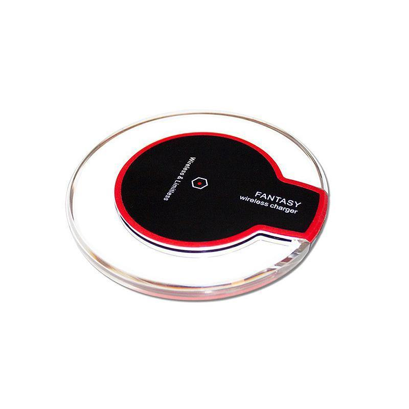 Qi Wireless Charger Charging Pad Station for iPhone, Samsung and Huawei Smartphones - Calutek Online