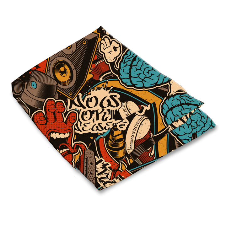 Custom Logo Bandanas (As Low As $4.8 Per Piece)