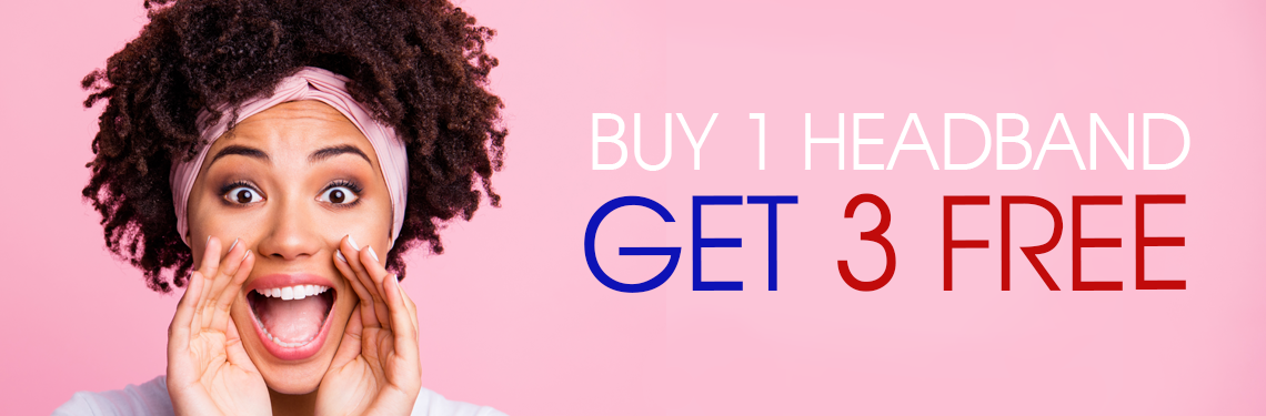 Headbeand - Buy 1 Get 3 FREE