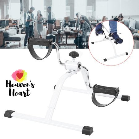 Fit Cycle Portable Home Leg Exercise Machine – HeavensHeart