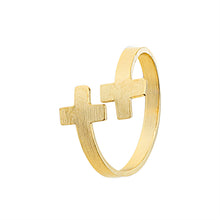 Load image into Gallery viewer, Limited Edition Cross Faith Ring