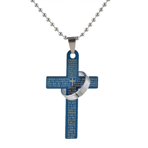 Limited Edition Jesus Faith Bible Verse Necklace