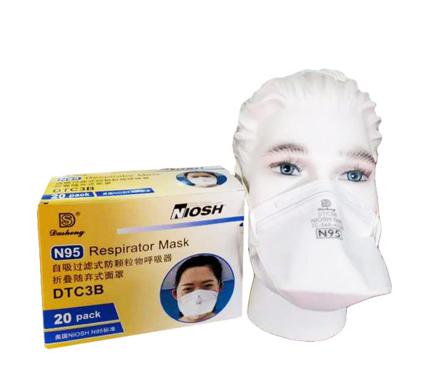 DMG SHOP - N95 Respirator Mask