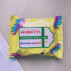 DMG SHOP - 75% Alcohol wipe (25 pcs)