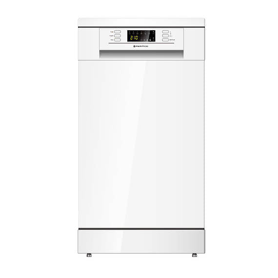 DMG SHOP - Parmco Freestanding Dishwasher 45cm White
