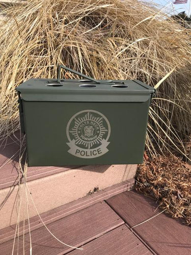 Six Pack Ammo Can