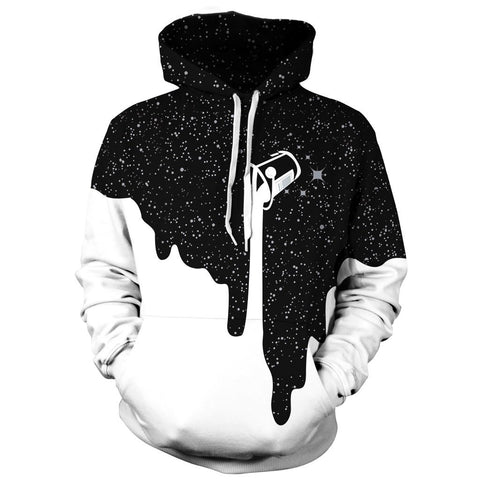 Image of Spilled Space Hoodie