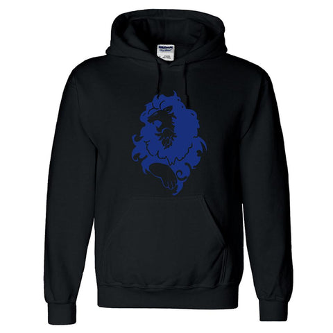 Unisex Fire Emblem Three Houses BLUE LION Hoodie 3D Print Pullover Hoodie