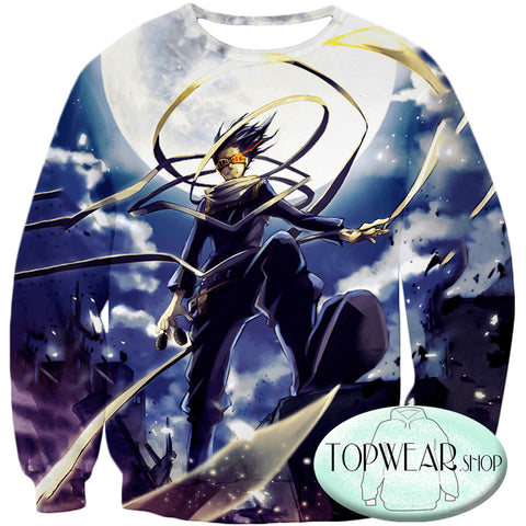 Image of My Hero Academia Hoodie - Amazing Pro Hero Eraserhead Ultimate Action Pullover Hoodie