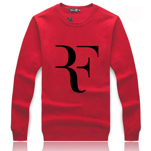 Men's Sweatshirts - Men's Sweatshirt Series RF Black Icon Fleece Sweatshirt