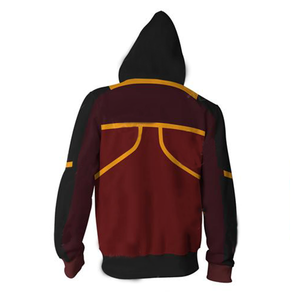 Avatar: The Last Airbender P'li Hoodies - Zip Up Hoodie