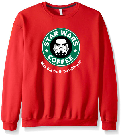 Men's Sweatshirts - Men's Sweatshirt Series Star Wars Icon Fleece Sweatshirt