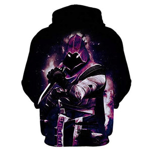 Game Valorant Hoodies - Omen 3D Unisex Hooded Pullover Sweatshirt
