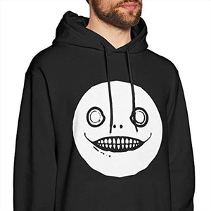 Nier Automata Hoodies - YoRHa No 2 Type B 2B 3D Print Pullover Hooded Sweater